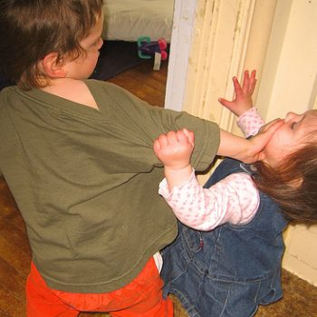 Friday Question: Sibling Rivalry?