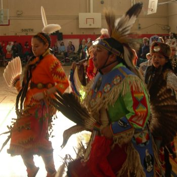 WASHINGTON, USA: Dancing to the Beat of a Native Drum