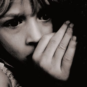Friday Question: What are your kids afraid of and how do you comfort them?