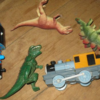 OHIO, USA: Dinosaurs, Trains and ?