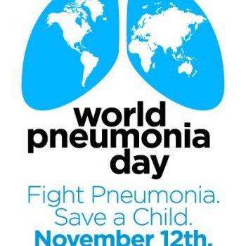 SOCIAL GOOD: World Pneumonia Day