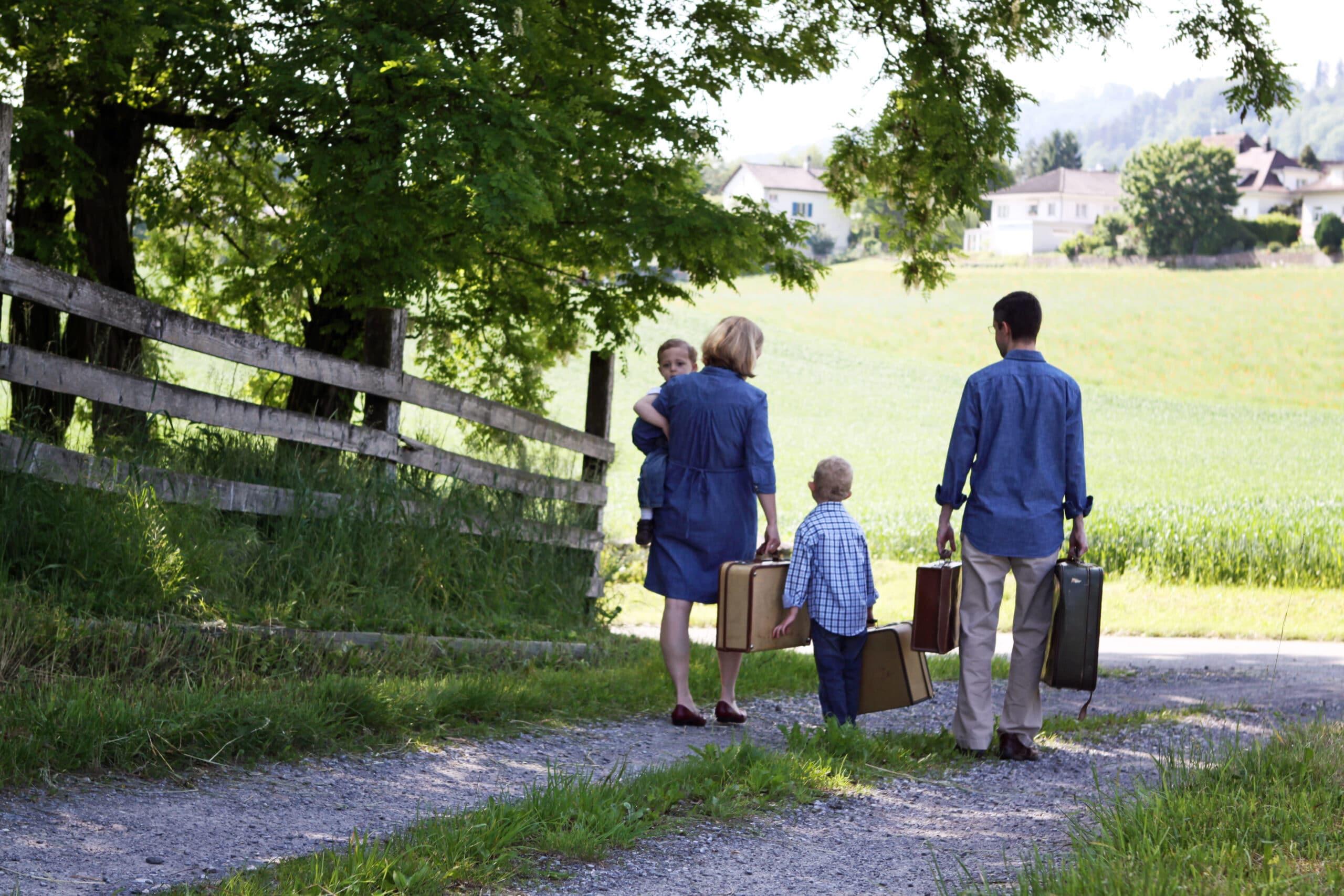 SWITZERLAND: Transitioning Children