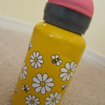 WASHINGTON, USA: The Girly Water Bottle