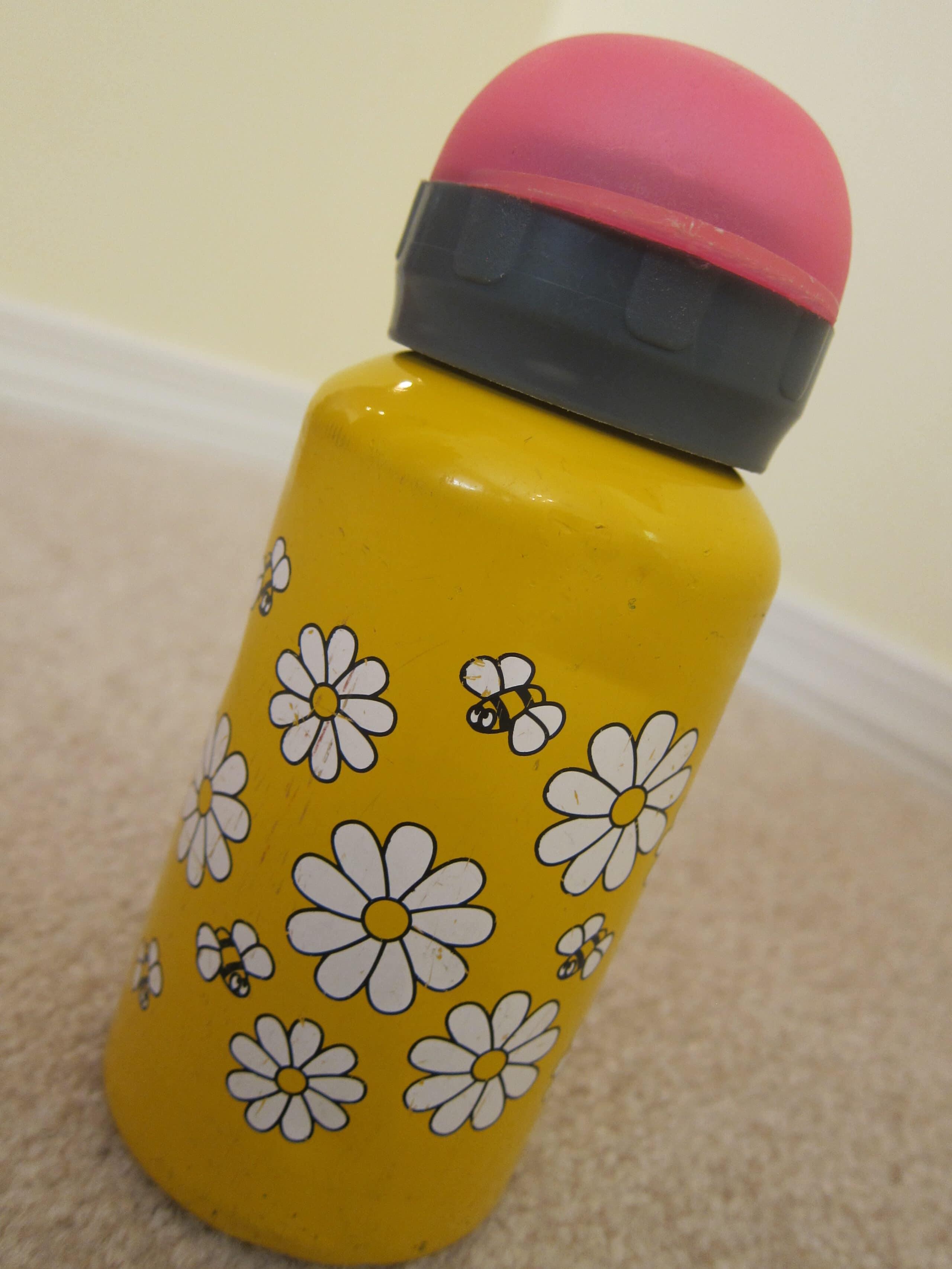 WASHINGTON, USA: The Girly Water Bottle