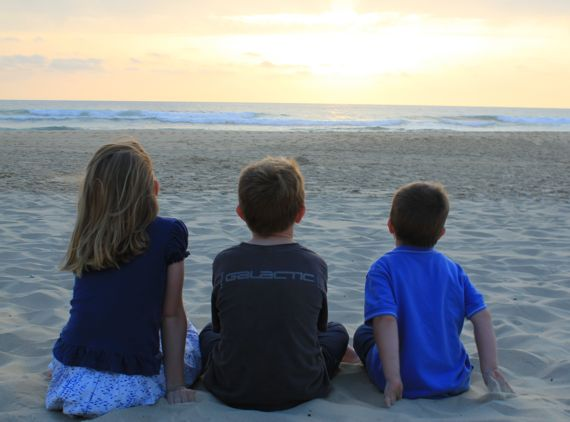 FRANCE:  Vacationing With Kids