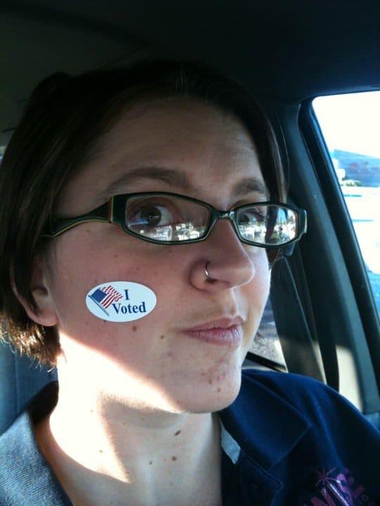 NEVADA, USA:  The Democratic Process