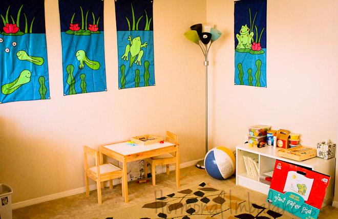 TEXAS, USA:  Homeschooling an Only Child