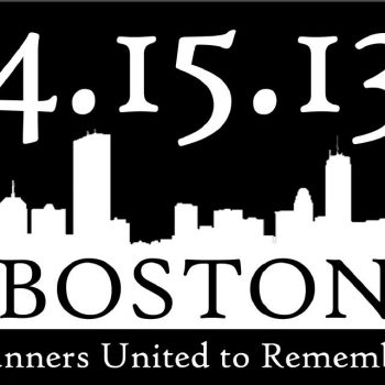 Our Hearts Go Out to the People of Boston