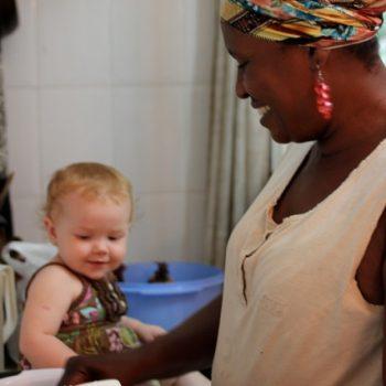 DEMOCRATIC REPUBLIC OF CONGO: So Many Mamas!