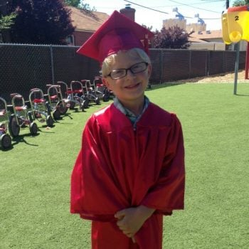 NEVADA, USA: Kindergarten Commencement