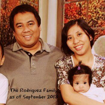 PHILIPPINES: A Birthday Wish for My Children