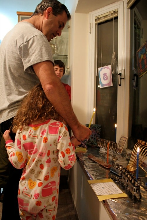 ISRAEL: Thanksgivukkah, A Reminder of Grateful Kindness