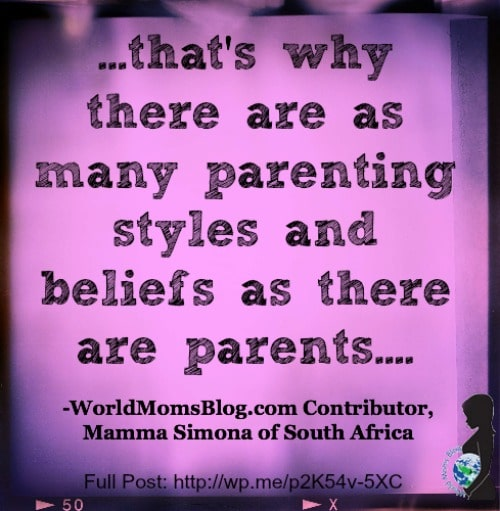 SOUTH AFRICA: Terrible Twos AND Terrible Teens?