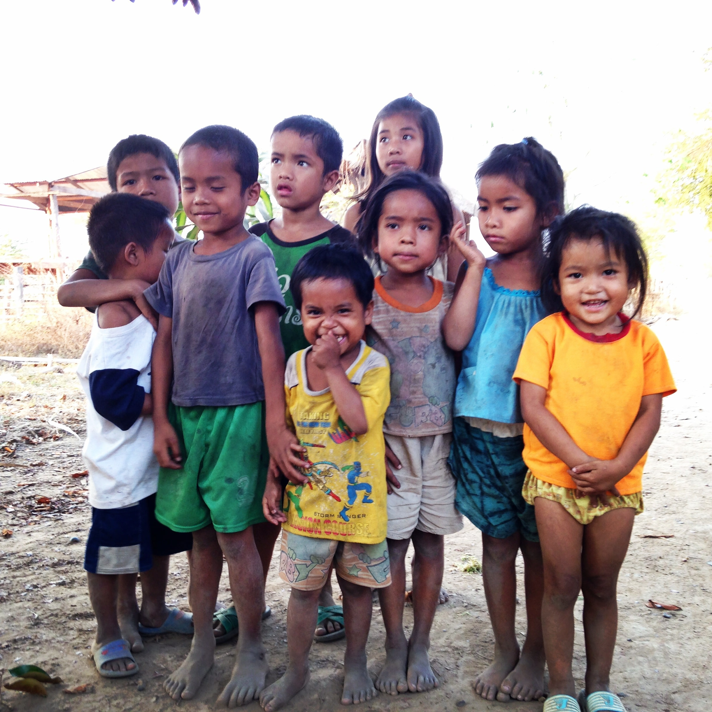 LAOS:  The Staggering Stunting of Children Under Five