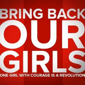 Standing in Solidarity to #BringBackOurGirls