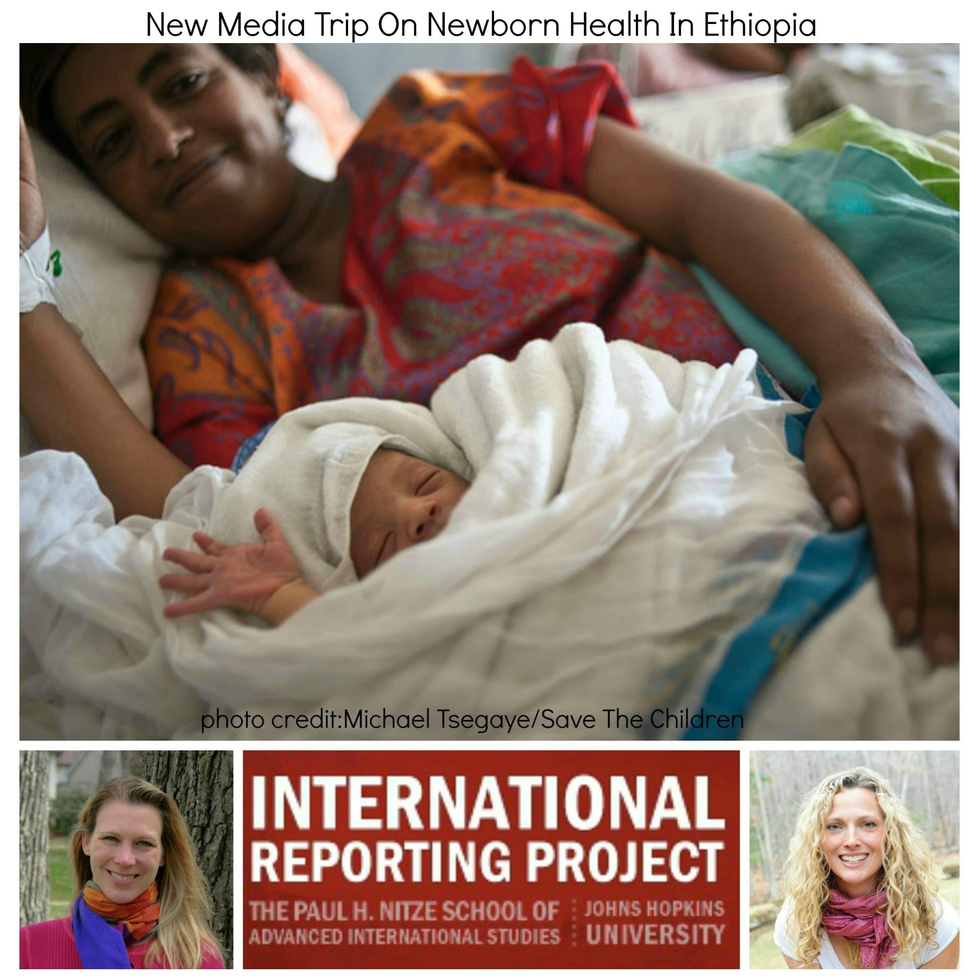 SOCIAL GOOD: World Moms Blog Editors Heading to Ethiopia to Report on Newborn Health #EthiopiaNewborns
