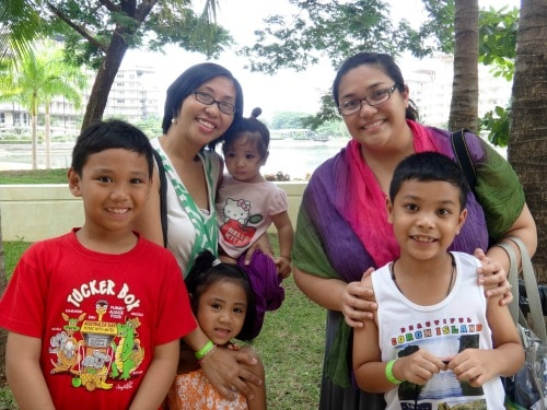 THE PHILIPPINES: No, Mommy, I Don't Want Any Siblings