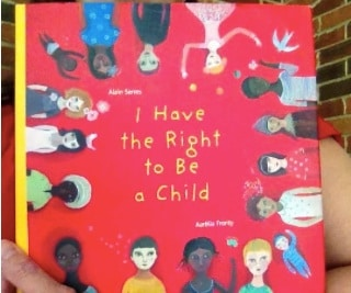 SOCIAL GOOD: Introducing Human Rights to My Children