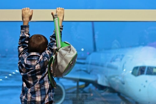 Washington, USA: To The Mom With The Screaming Kids On Our Flight