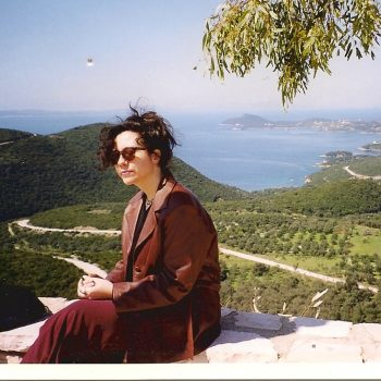 GREECE: New Writer Interview – Ann Marie Wraight