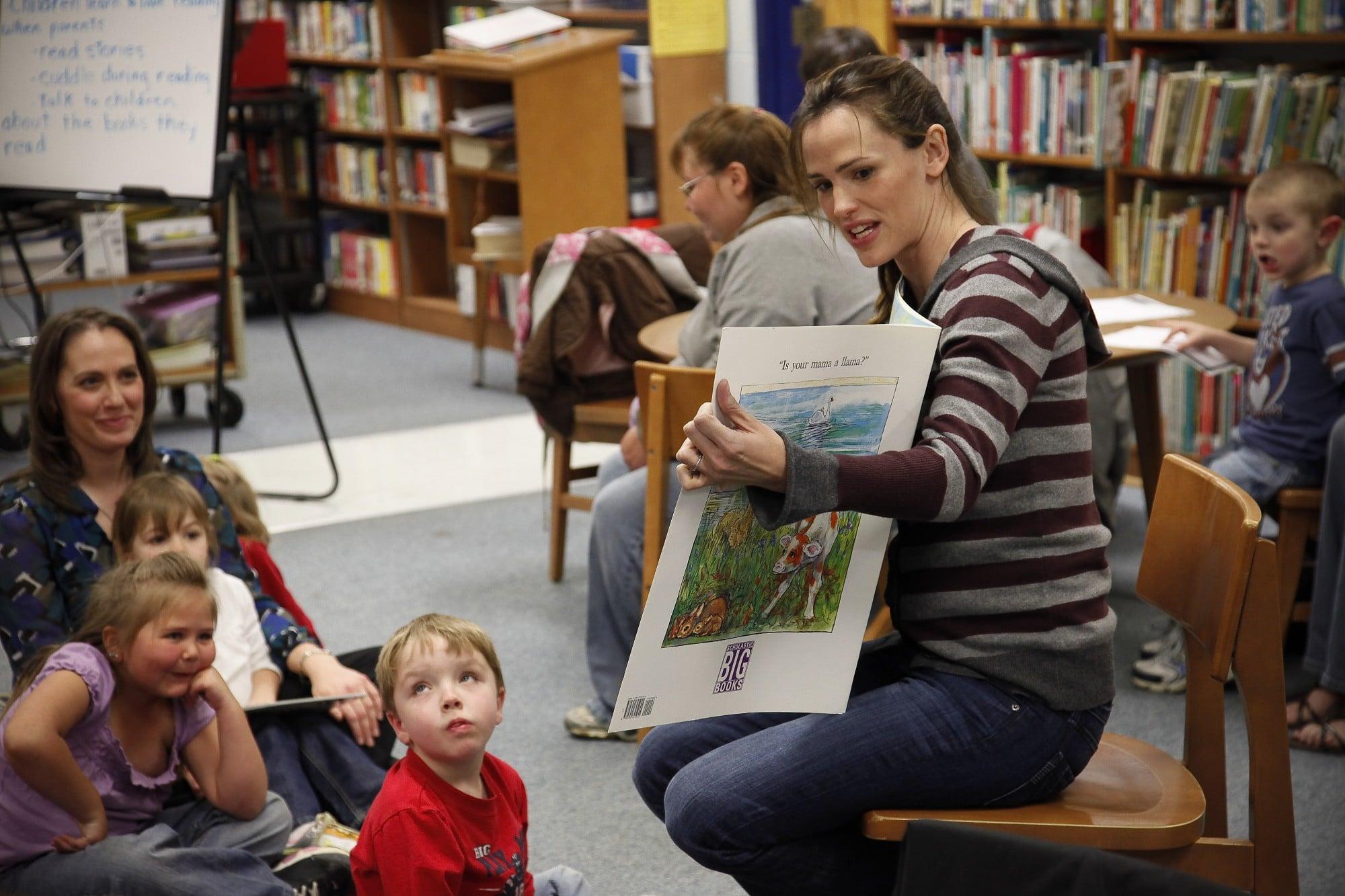 SOCIAL GOOD: An Interview With Save The Children Ambassador Jennifer Garner