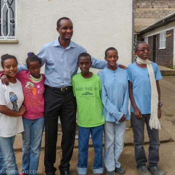 SOCIAL GOOD: AHOPE for Children Gives Hope to Ethiopia's HIV Positive Children