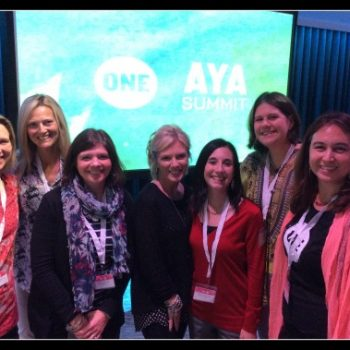 #WorldMoms at Google with @ONEWomenGirls for #AYASummit!