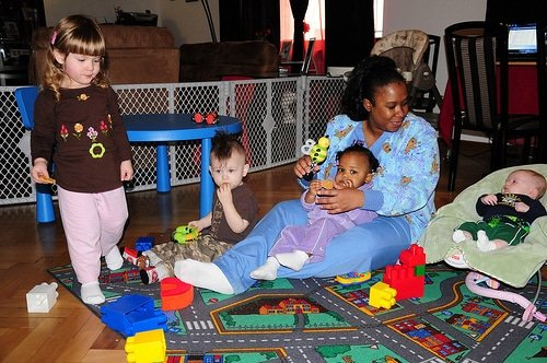 CALGARY, CANADA: Tales From a Childcare Provider