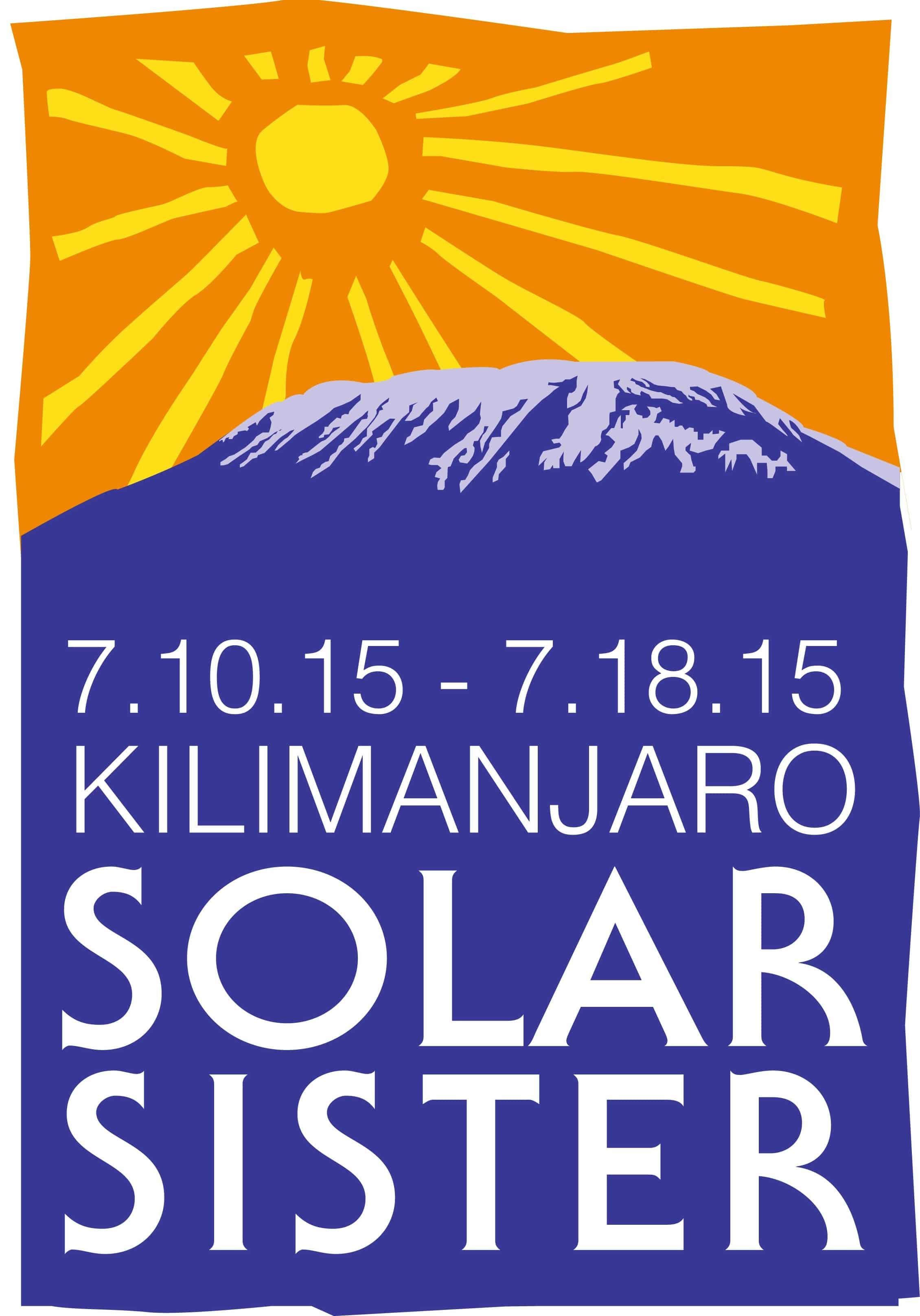 #SolarSisterSummit: Climbing Kilimanjaro for a Cause