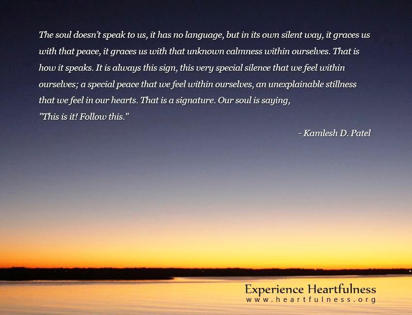 World Voice: An Interview on Heartfulness Meditation – #IDayofYoga #InternationalYogaDay #InternationalDayofYoga