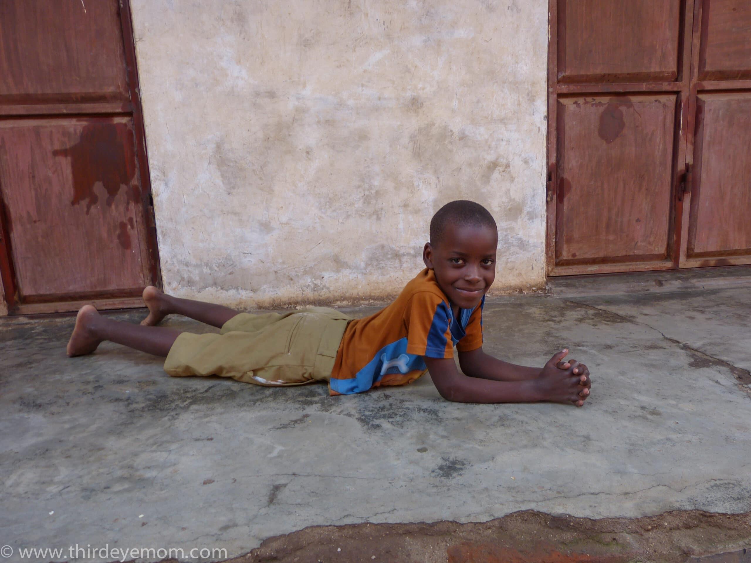 SOCIAL GOOD: Finding Joy at the Kilimanjaro Orphanage Centre