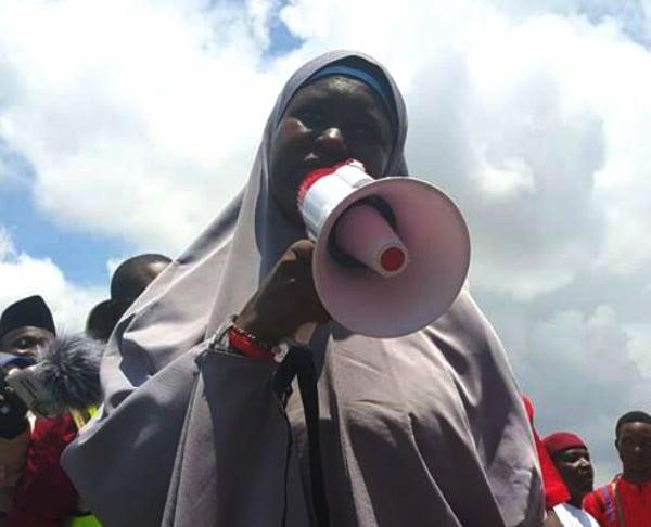 NIGERIA: Get up, World Moms, Aisha's Talking to YOU!