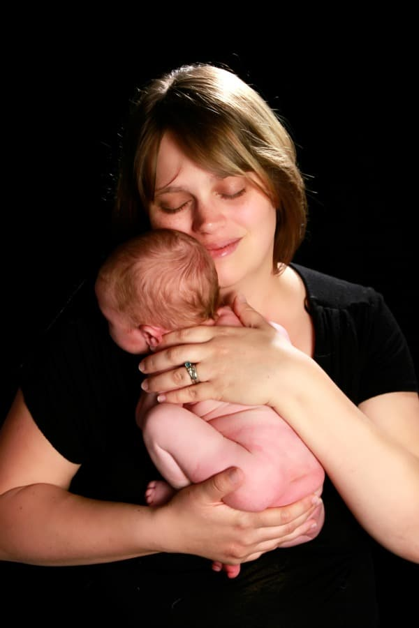 CANADA: My Husband Doesn't Help With The Baby. So What?
