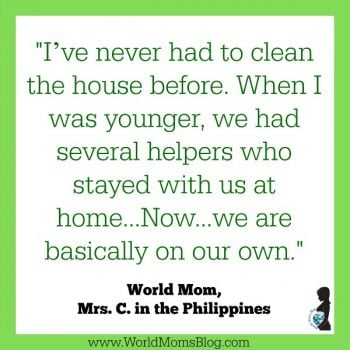 PHILIPPINES: A Mother Moves Out of Her Parents' House