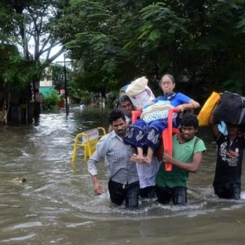 INDIA: A World Mom Reports from Catastrophic Floods in #Chennai #ChennaiRains #ChennaiFloods