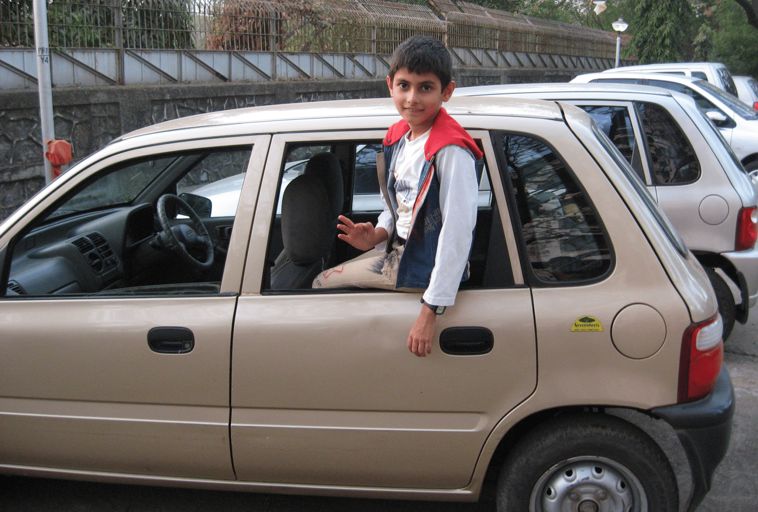 INDIA: Of Toy Cars and Jeeps