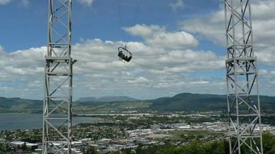 NEW ZEALAND: Learning To Take On Scary Challenges