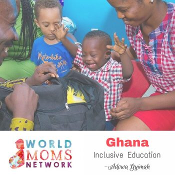 GHANA: Inclusive education