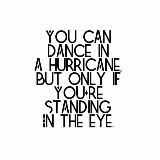 TANZANIA: Eye of the Hurricane