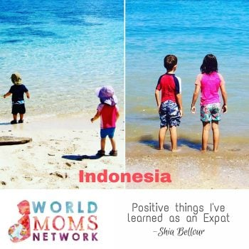 INDONESIA: Positive things I have learned as an expat.