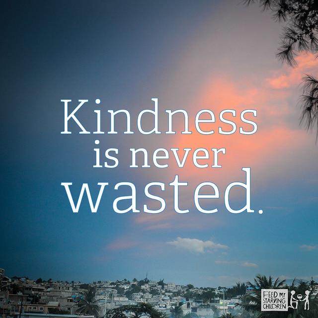 CANADA: Helping Through Kindness