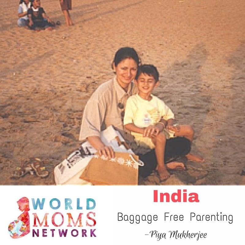 INDIA: Nishkaam Karma and Baggage free Parenting