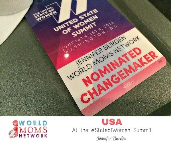 USA: At the #StateofWomen Summit