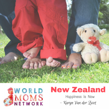 NEW ZEALAND: Happiness is Now