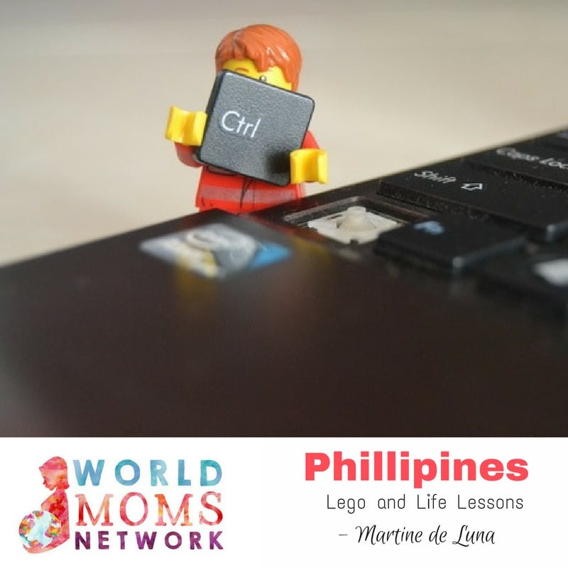 PHILIPPINES: Lego and Life Lessons