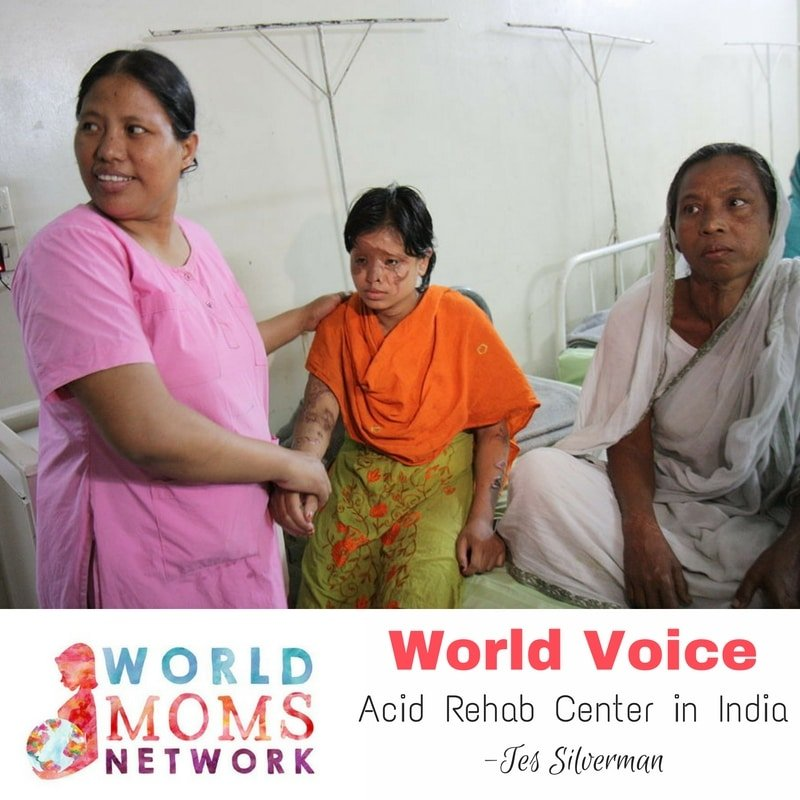 WORLD VOICE: Indian Woman Creates Rehab Center for Acid Attack Victims