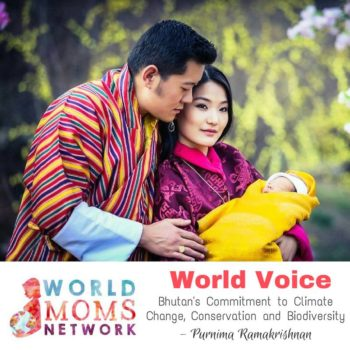 World Voice: Bhutan's Allegiance to Climate Change, Conservation, and Biodiversity