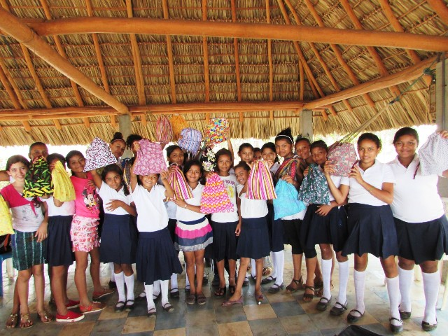 World Voice: No Girl Should Ever Miss School Because of her Period