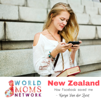 NEW ZEALAND: How Facebook Saved Me