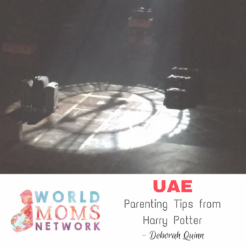 UAE: Parenting Tips from Harry Potter